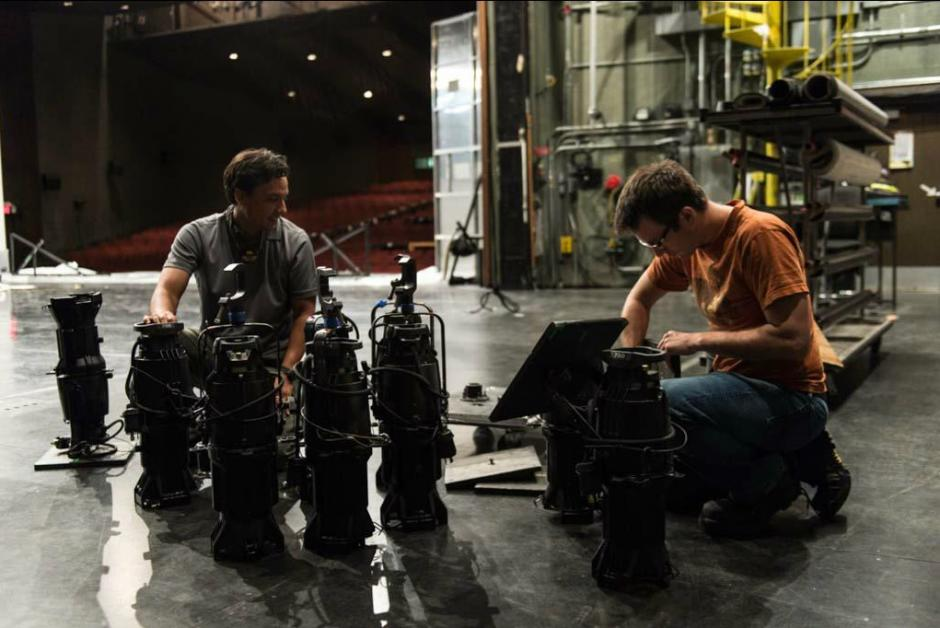 & Lighting Technician Performing Arts Practicum | Banff Centre